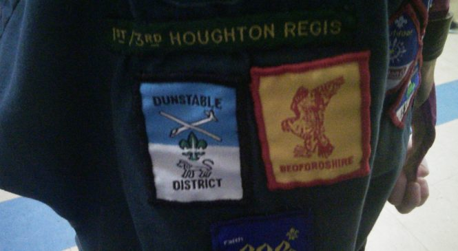 Our Show: 1st & 3rd Houghton Regis (Bedfordshire)