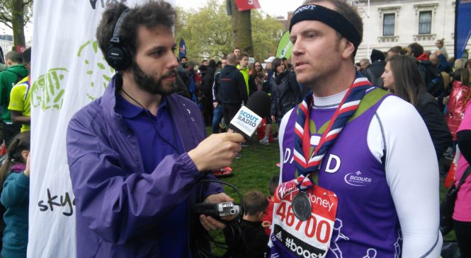 London Marathon 2015 – After the Race