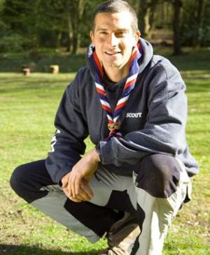 Bear Grylls to stay as Chief Scout until 2018