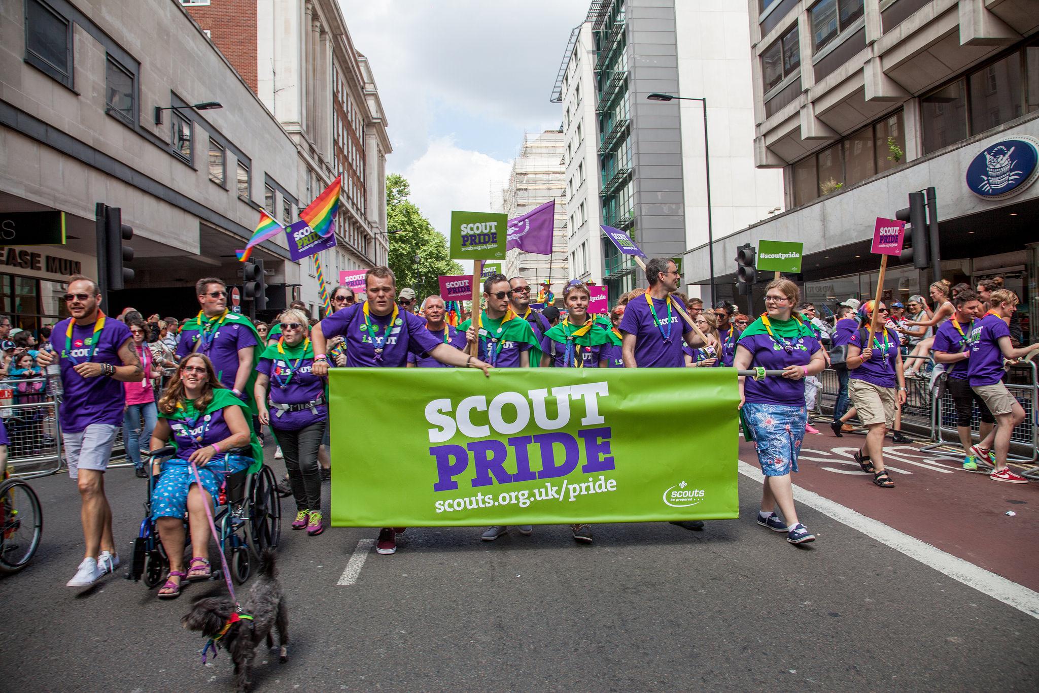 London Pride 2015
