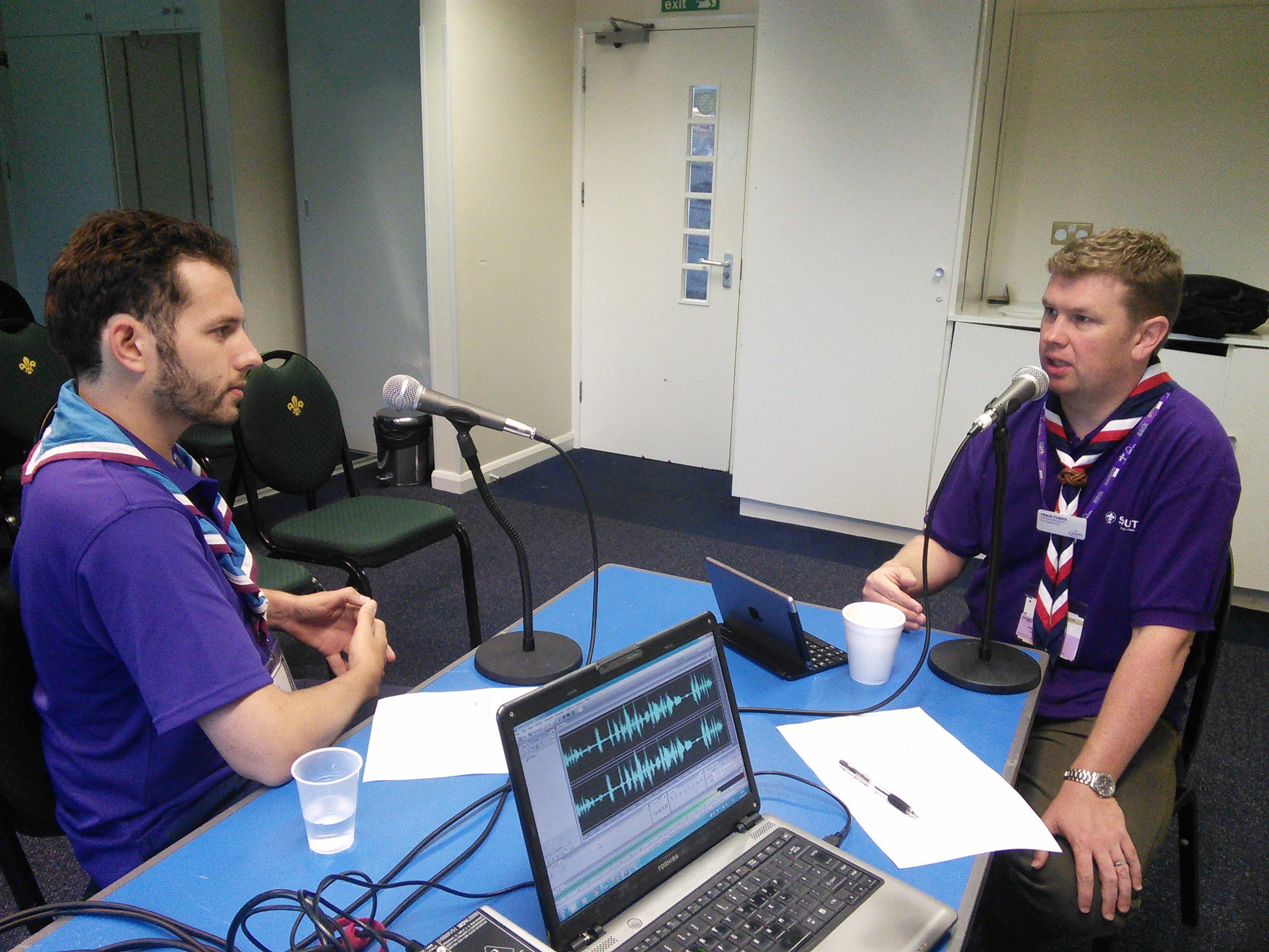 In Conversation With – Craig Turpie – UK Commissioner for Programme