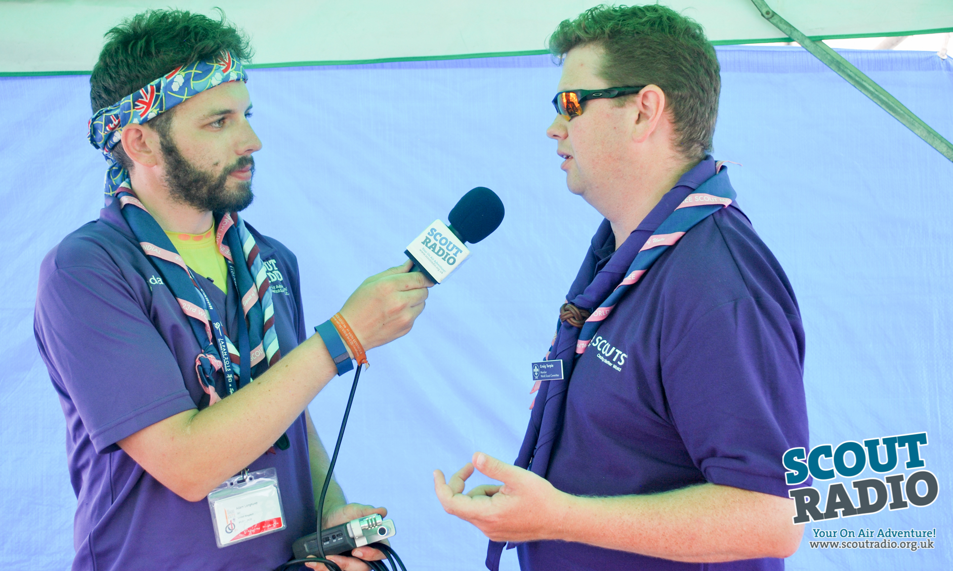 Craig Turpie – Chairman of the World Scout Committee