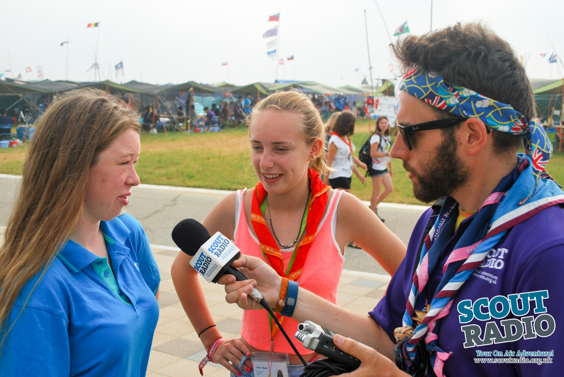 WSJ2015: Unit 10 The Scouts of the Round Table
