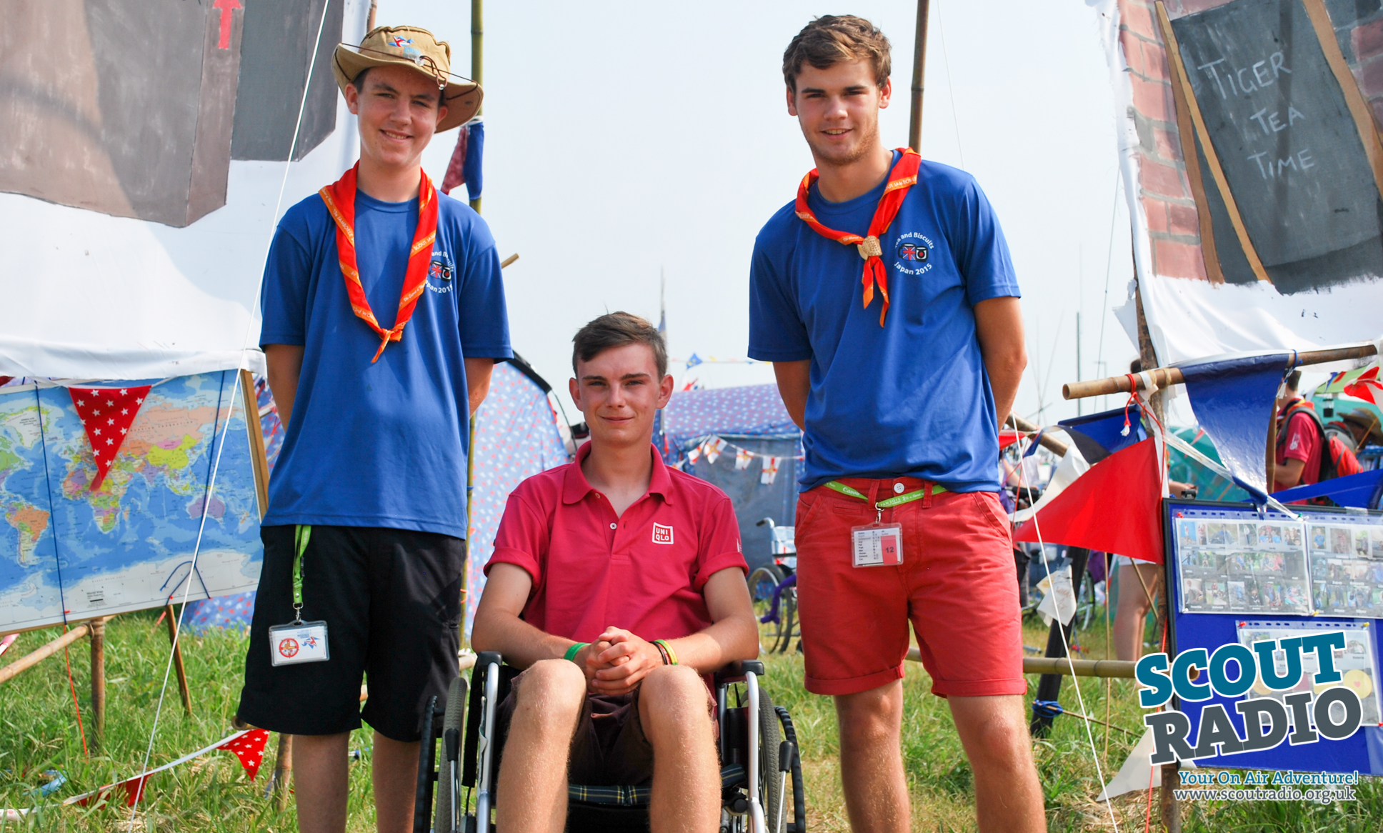 WSJ2015: Unit 11 Tea and Biscuits