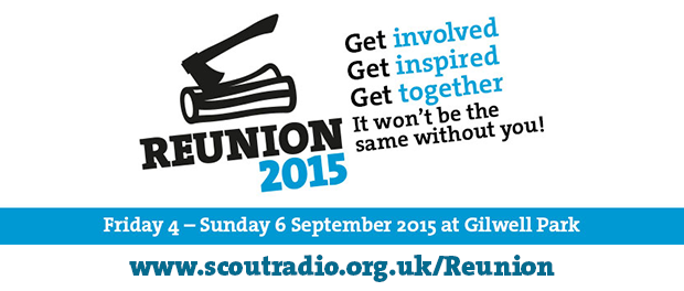 Reunion 2015: Scout Radio from Reunion