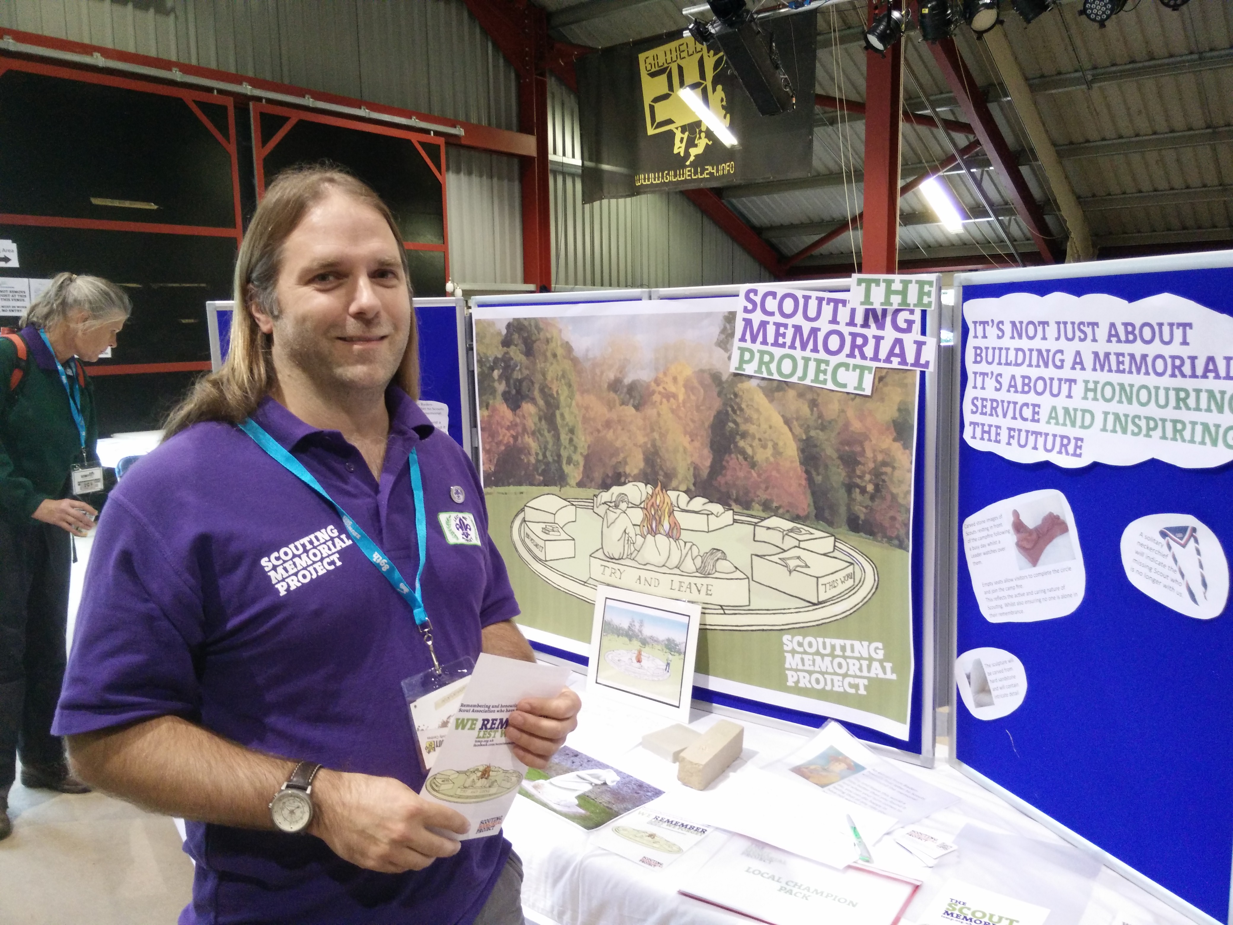 Reunion 2015: Scouting Memorial Project