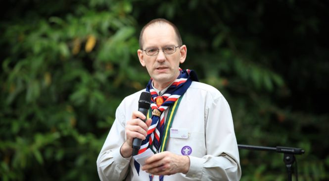 Reunion 2016 – Tim Kidd's first speech as UK Chief Commissioner