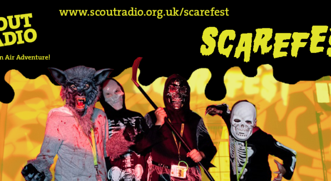 Scarefest 2016 – Get involved and get onair!