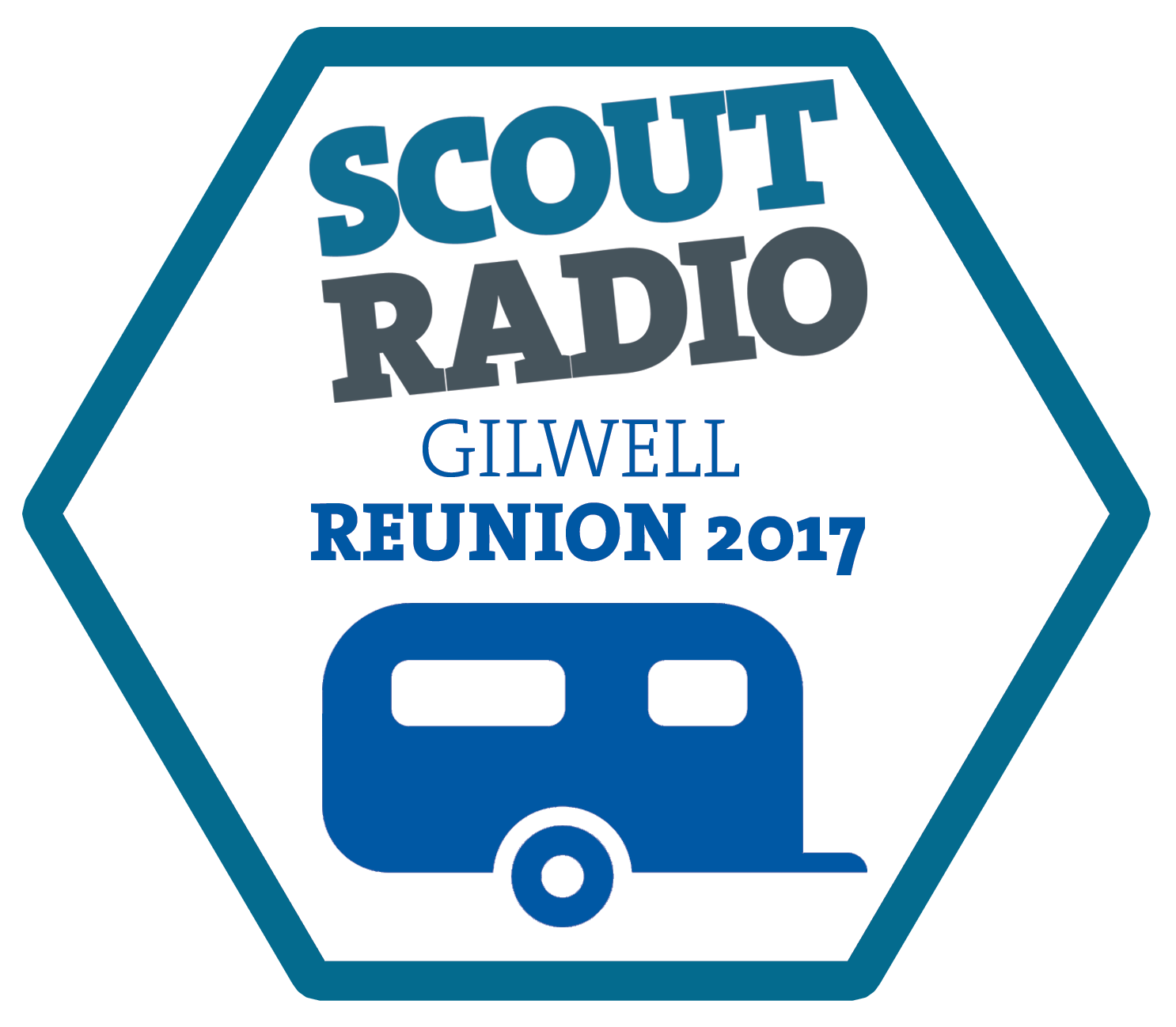 Reunion 2017 – Caravan Badge