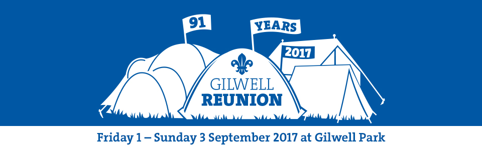 Reunion 2017 – Scout Radio at Gilwell Reunion