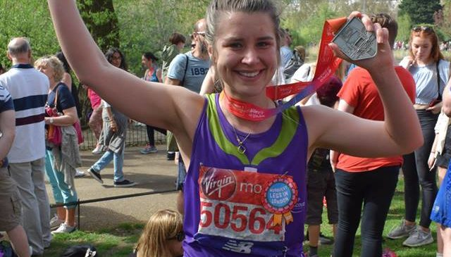 Scout Radio at the London Marathon 2018