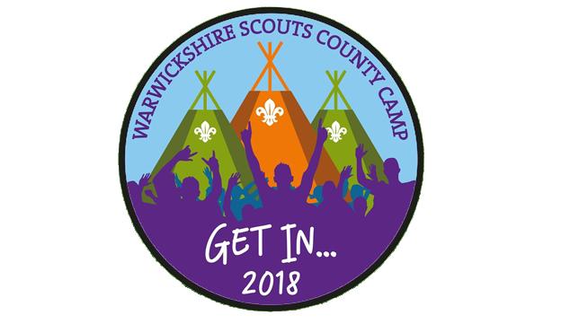 Warwickshire Scouts – Get In 2018