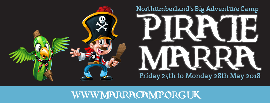 Pirate Marra 2018