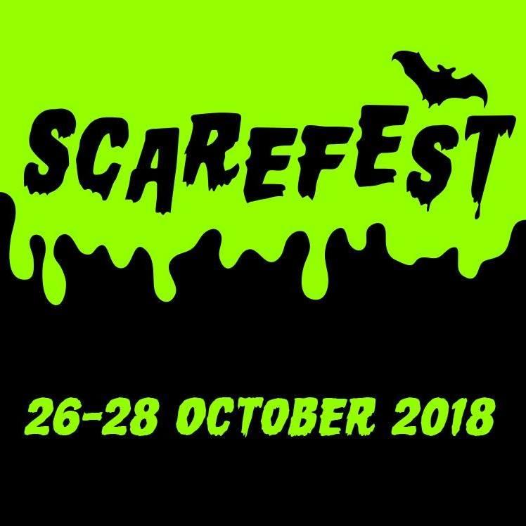 Scarefest 2018 – Listen again