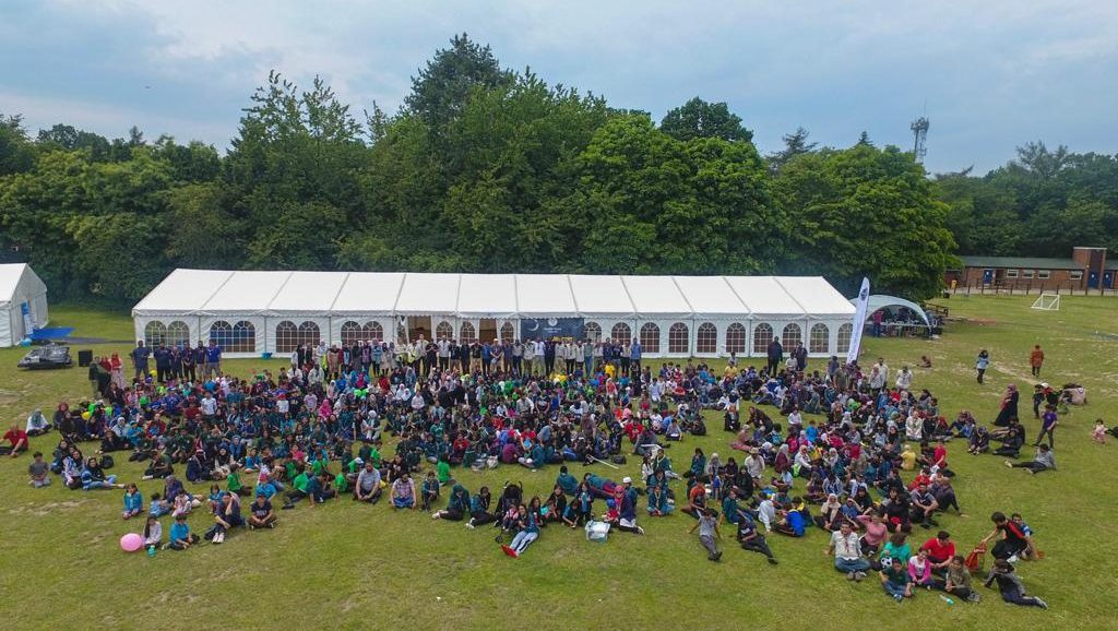 Muslim Scout Fellowship South Camp 2019