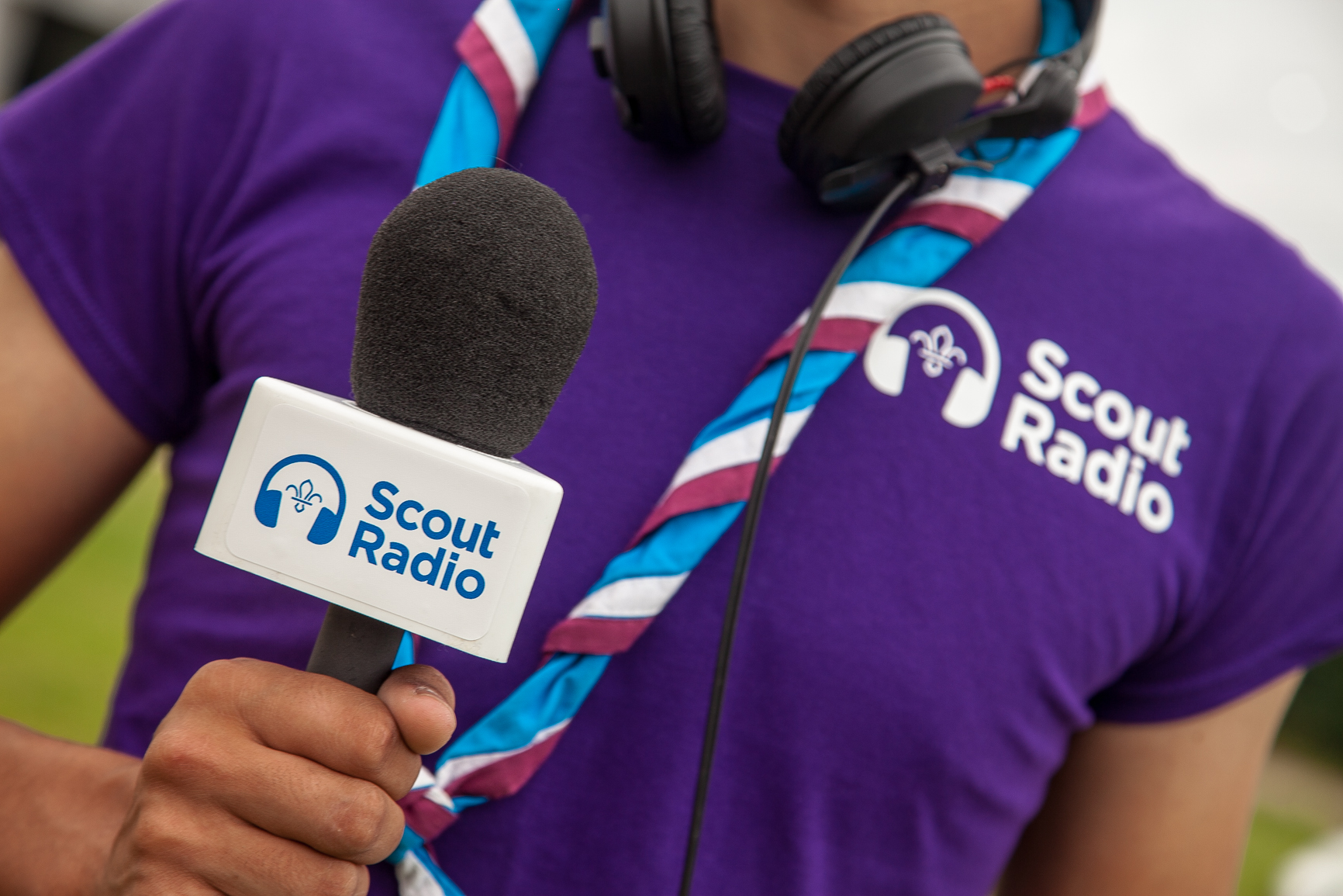Scout Radio Rebrand to Celebrate 10 Years