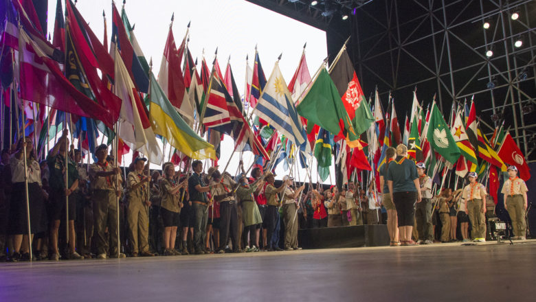 Scoutcast Beavers – Episode 2 – International Badge