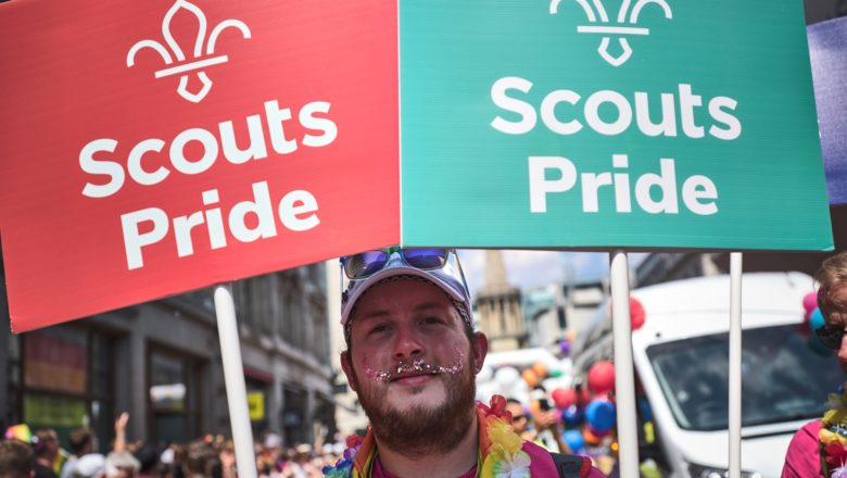 Scout Pride on Scout Radio